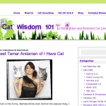 I HAVE CAT interview with Tamar Arslanian