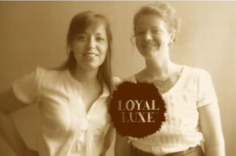 Loyal Luxe founders
