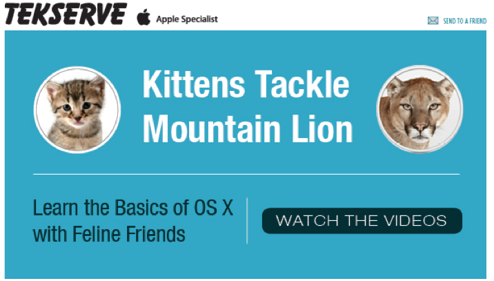 Apple announces OS X Mountain Lion