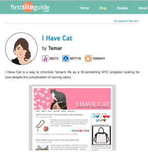 Best Cat Bloggers