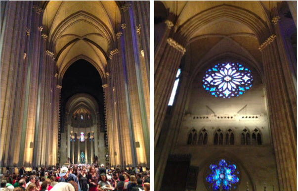 Inside Saint John The Divine, 2013 Blessing of the Animals