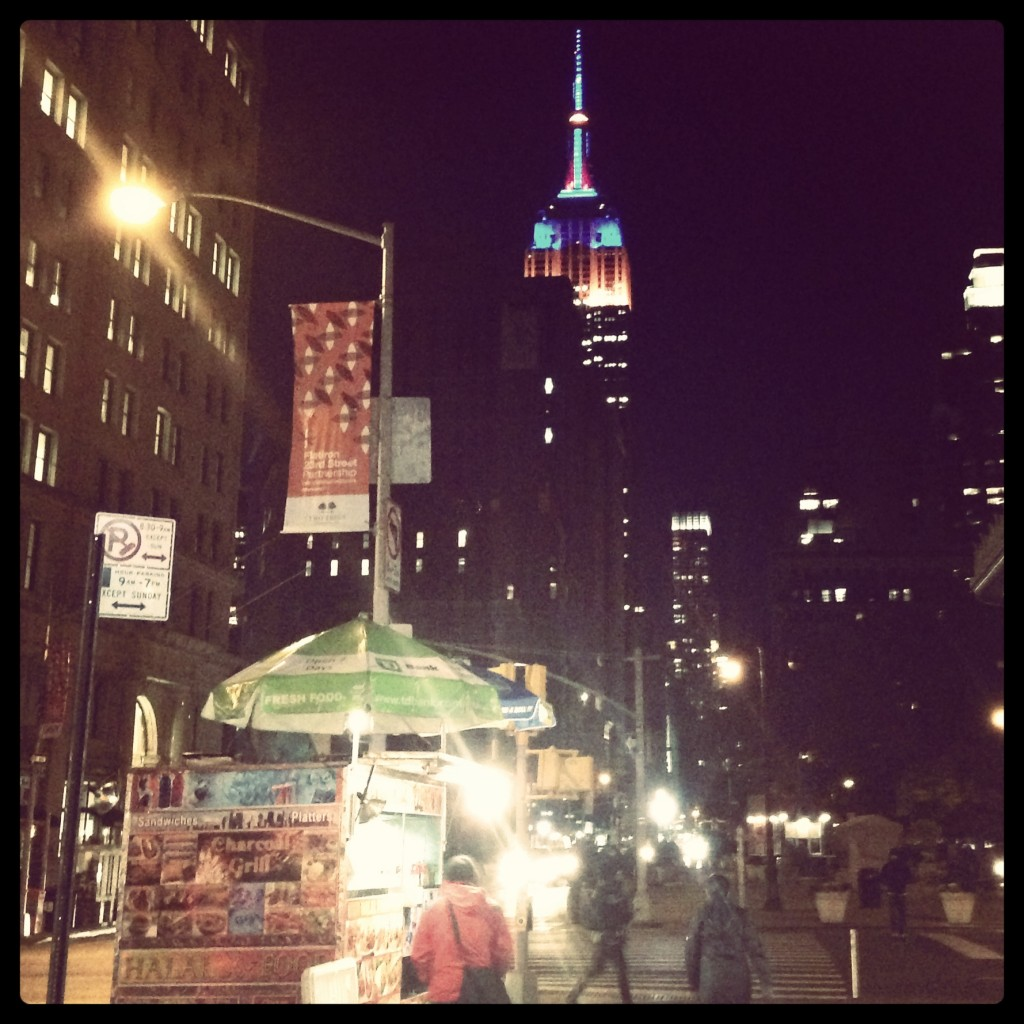 Empire State Building 11-12-13 insta