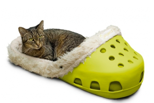 Sasquatch pet bed