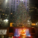 Rockefeller Center Tree 2013