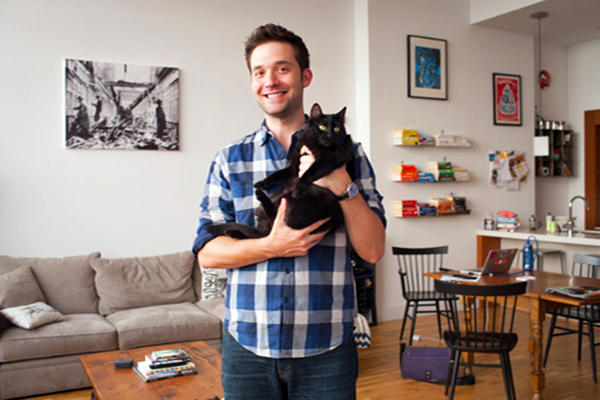 Alexis Ohanian founder of Reddit