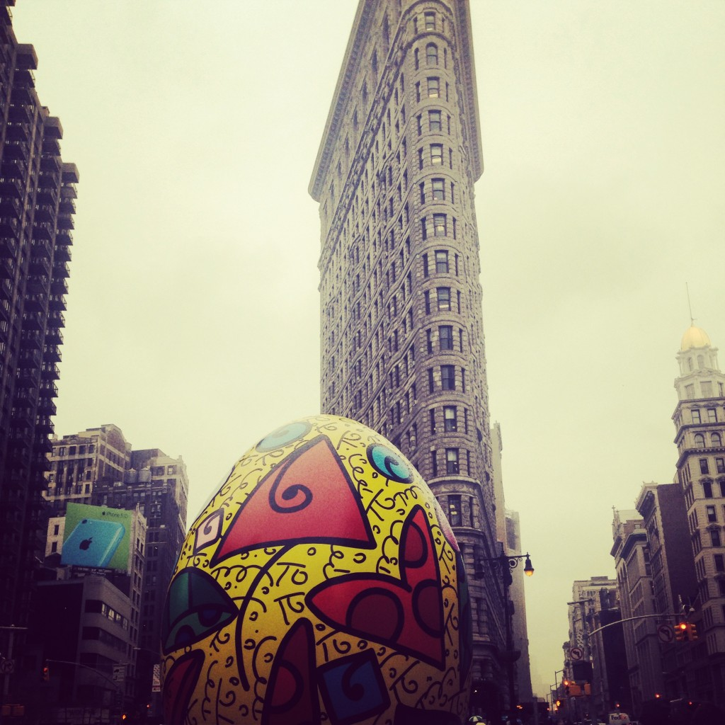 Flatiron Easter Egg Hunt
