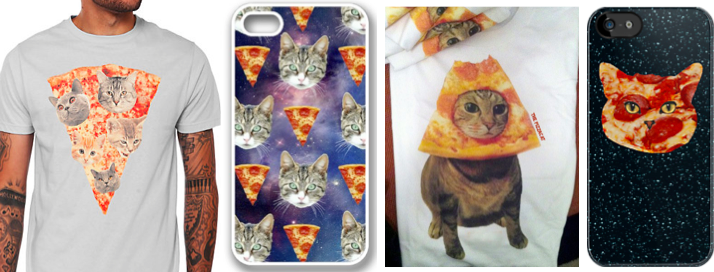 Pizza cats