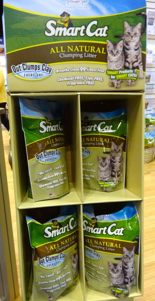 SmartCat display at Global Pet Expo