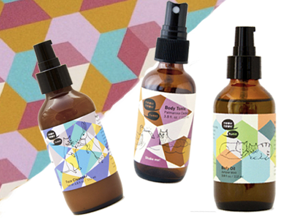 Meow Meow Tweet vegan personal  products