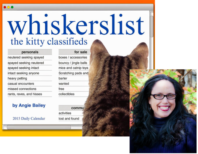 Angie Bailey Whiskerslist
