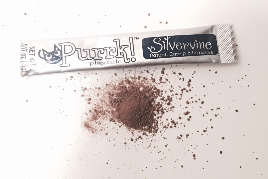 silvervine powder from Purrk!