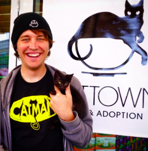 First Cat Cafe in the US