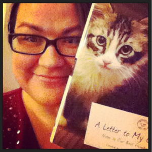 "@tirofortunato winner of ""A Letter To My Cat"""