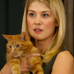 Cat actor in Gone Girl