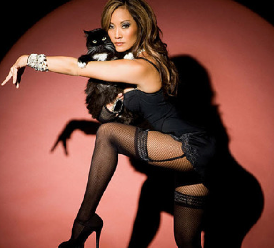 Carrie Anne Inaba nackt