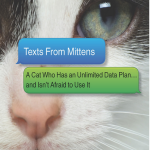 Text With Mittens by Angie Bailey