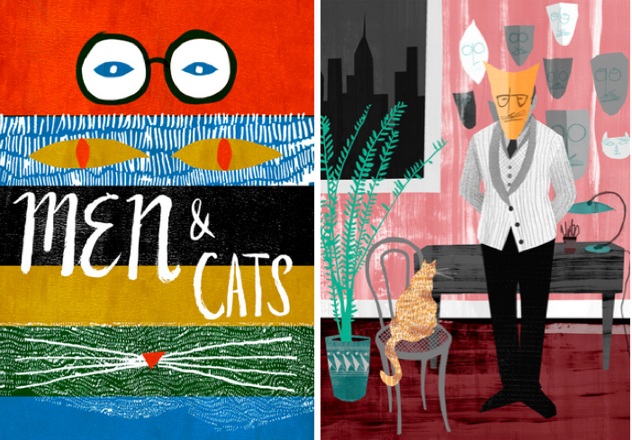 FIT Art Thesis Men and Cats