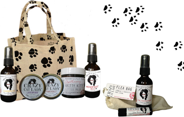 Crazy Cat Lady Connoction Gift Packs