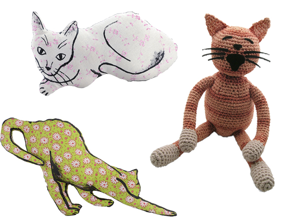 Critter Central Cat Toys and Dolls