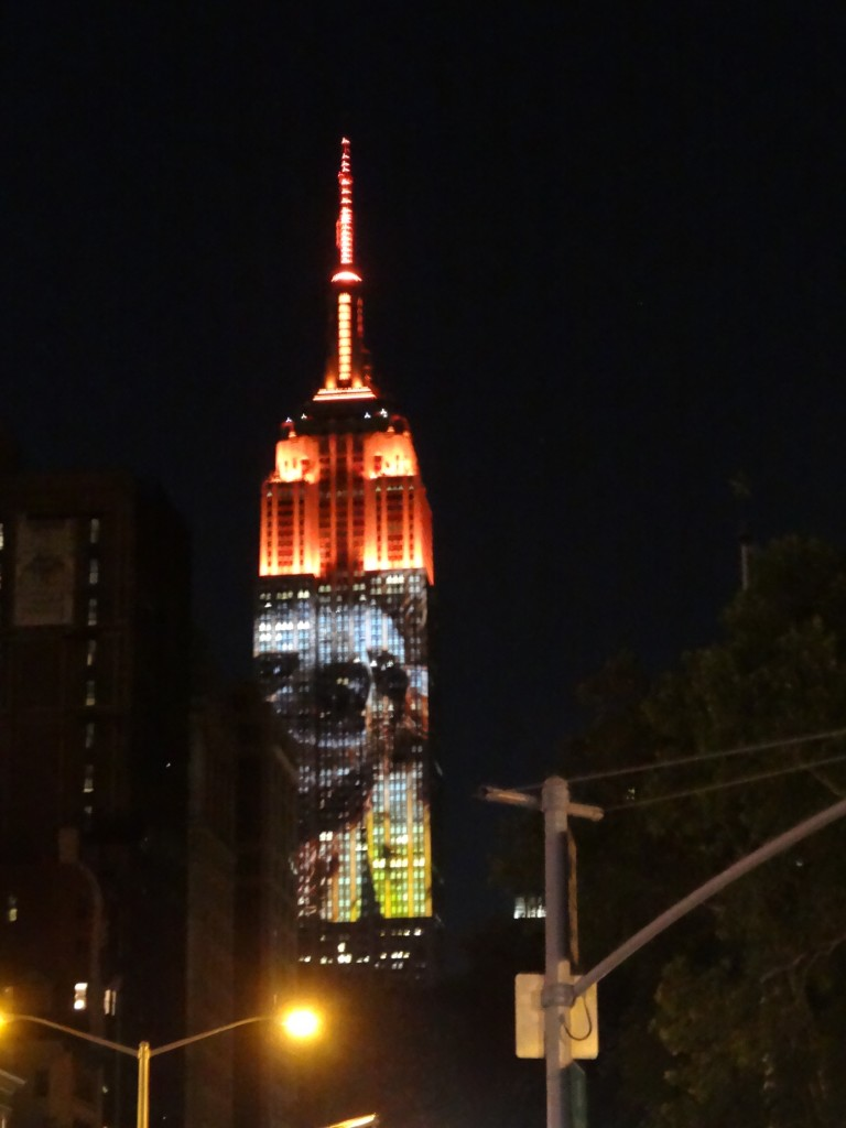 Endangered Species projection in New York City