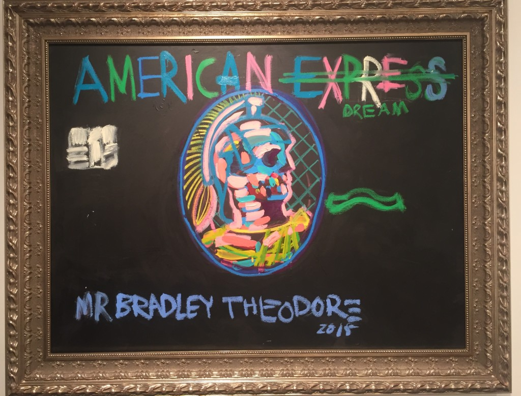 Bradley Theodore Raw Beauty Exhibit