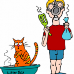 litter box odor