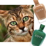 Zoya Holiday  Nails