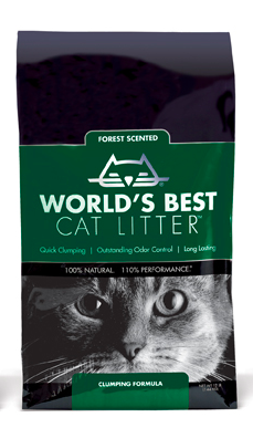 World S Best Forest Scented Clumping Litter Review